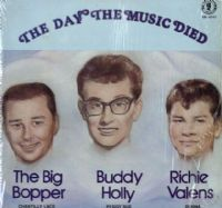 Buddy Holly - Big Bopper - Richie Valens - The Day The Music Died (SM 10003)